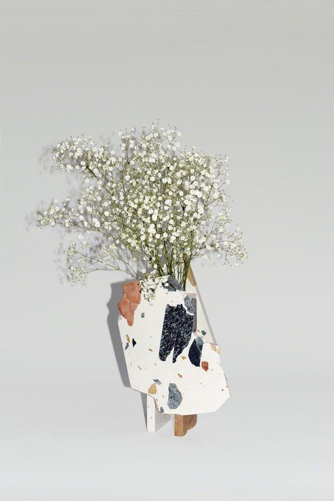 Marmoreal Scrap Scrap Vase No. 1