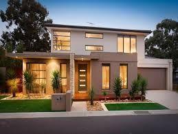 Resultado de imagen para fachadas de casas pequeñas modernas de una planta