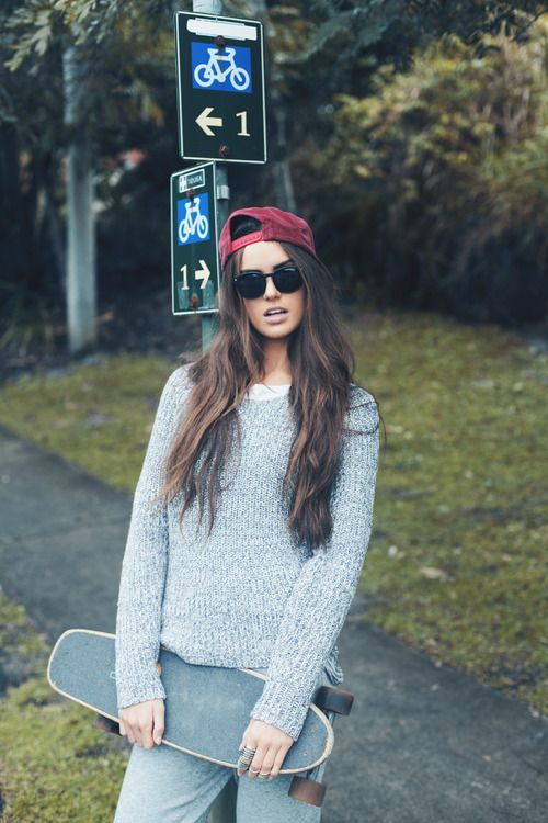 25 Best Ideas About Skater Girl Fashion On Pinterest