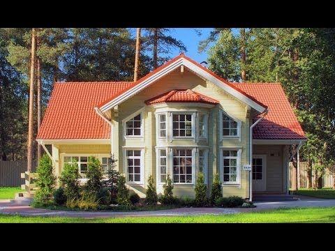 Rovaniemi Log Houses Rovaniemi Hirsitalot: wooden houses & log homes from Finland - YouTube