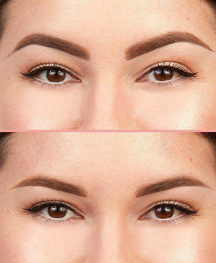 Eyebrow Shape Guide for Different Face Shapes - OPM
