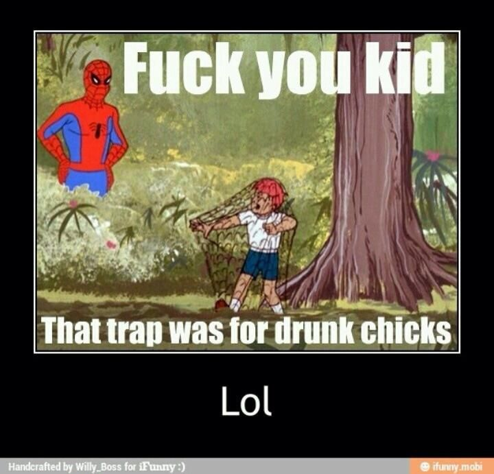 Spiderman meme cancer - photo#46