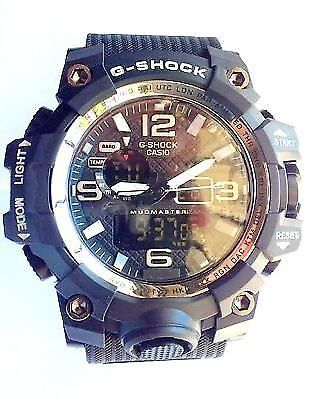 67dfd824321 Casio G-Shock WR 20 BAR black watch With bracelet for hand