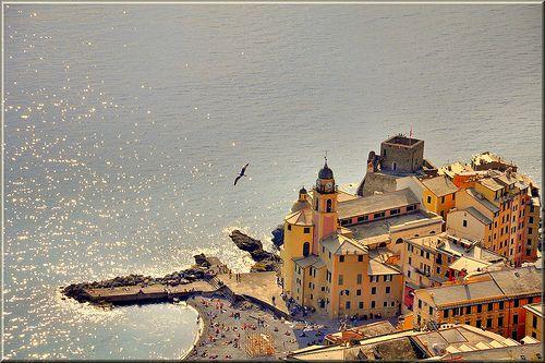 Camogli, Cinque Terre, Italy