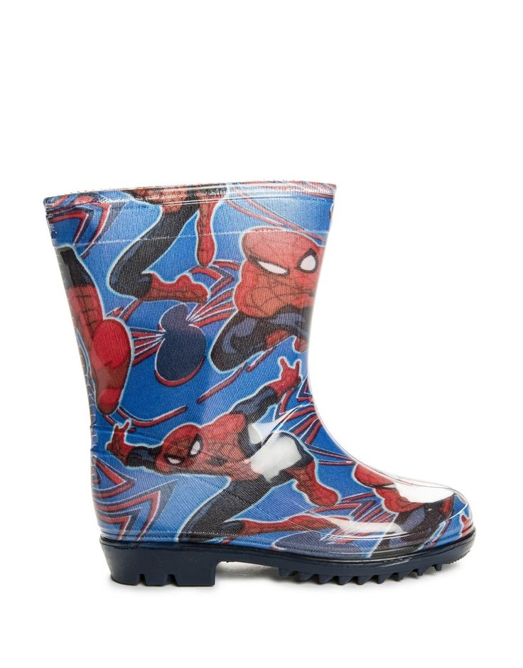 Spider-Man Wellingtons
