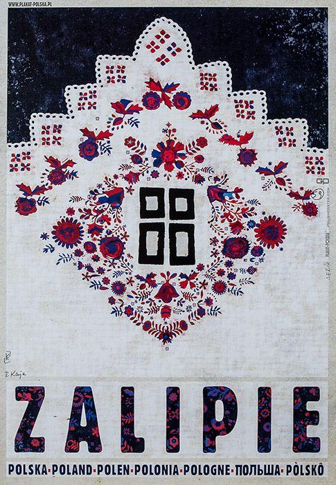 Ryszard Kaja, Polska - ZALIPIE, 2014, Size: B1