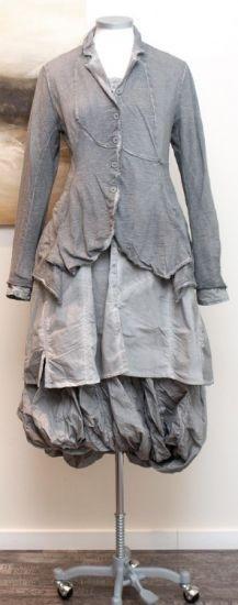 stilecht – mode für frauen mit format… – rundholz black label – Jacke Sweetie II grey – Sommer 2013 – Barbara .