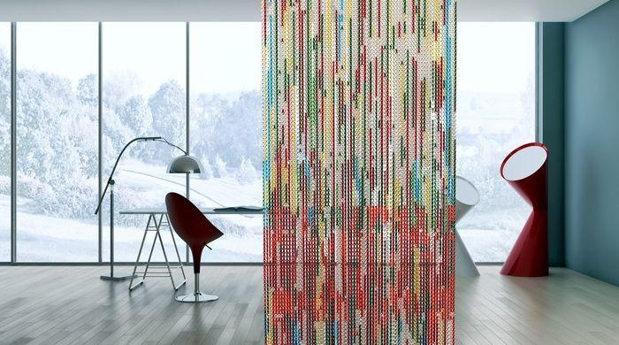 1000 ideas about cortinas de oficina en pinterest decoraci n de peque a oficina oficina para - Cortinas metalicas decorativas ...