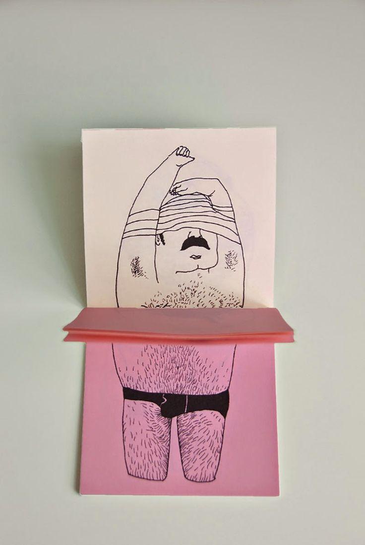 Seis ilustradores y sus sketchbooks Tina Siuda