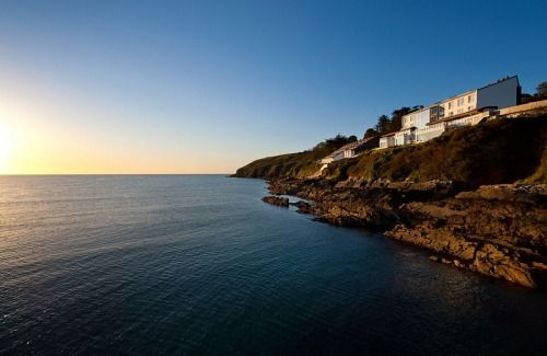 Cliff House Hotel - Ardmore, Ireland With its... | Luxury Accommodations