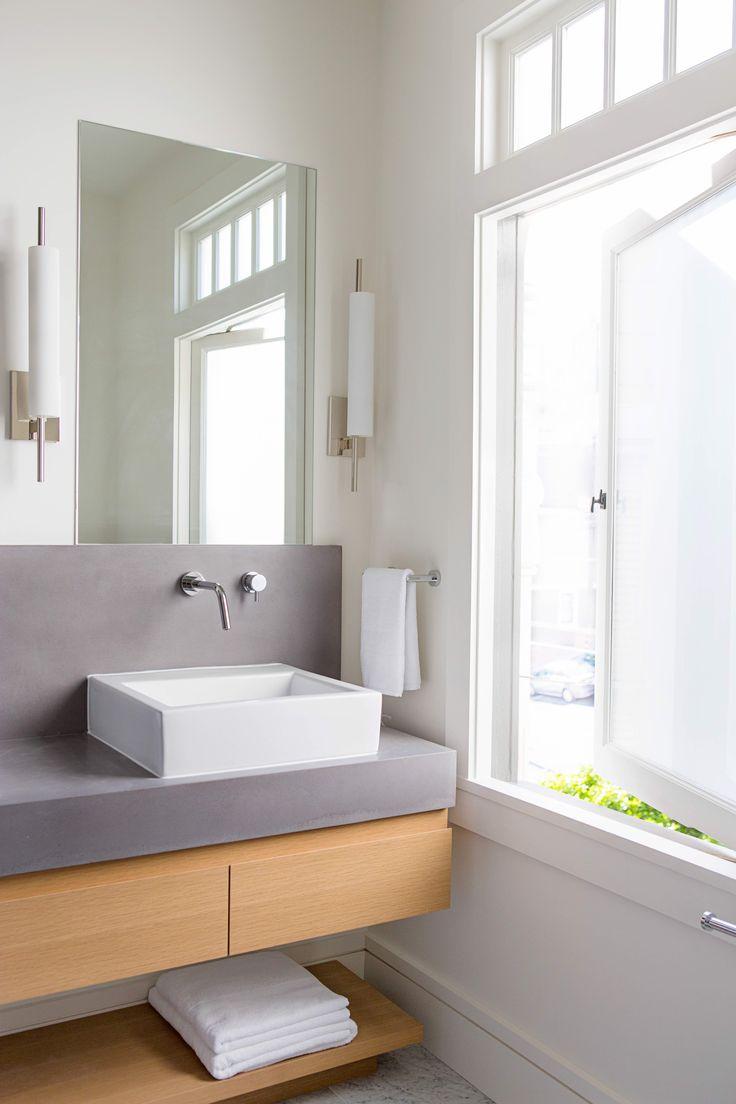 Etienne de souza designer and manufacturer of luxury cabinet - San Francisco Residence Interior Design Bathroom Nicolehollis