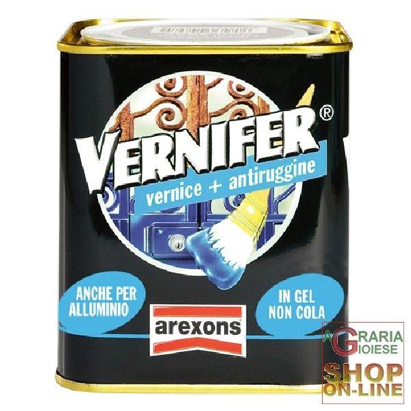 VERNIFER VERNICE A GEL CON ANTIRUGGINE GRIGIO TORTORA ML. 750 http://www.decariashop.it/vernifer/18000-vernifer-vernice-a-gel-con-antiruggine-grigio-tortora-ml-750-8033224905808.html