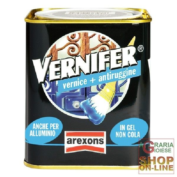 VERNIFER VERNICE A GEL CON ANTIRUGGINE GIALLO VIVO ML. 750 http://www.decariashop.it/home/17999-vernifer-vernice-a-gel-con-antiruggine-giallo-vivo-ml-750.html