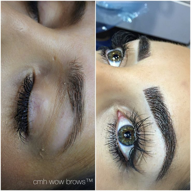 1000 ideas about tattooed eyebrows on pinterest for Eyebrow tattoo microblading