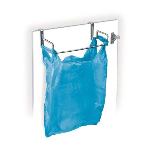 Lynk Over Cabinet/Door Bag Holder Lynk http://www.amazon.com/dp/B00DZN2VCY/ref=cm_sw_r_pi_dp_vT9ivb05G2PSV