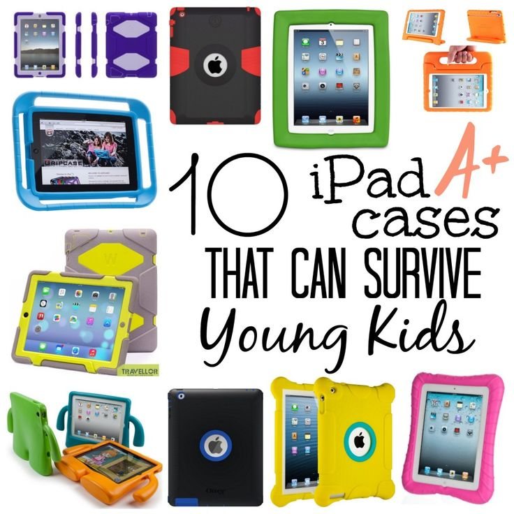 #PinItParty iPad Cases for Kids http://parentingchaos.com/ipad-cases-for-kids/