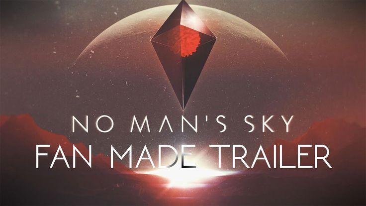 Amazing Fan Made Trailer - No Man's Sky!