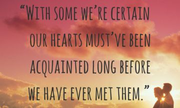 10 Soulmate Quotes You Haven't Heard A Million Times Before