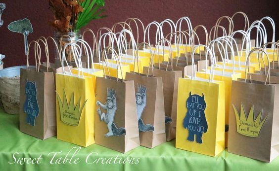 Where the Wild Things Are Birthday Party Ideas | Photo 1 of 14 | Catch My Party