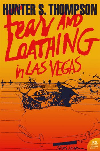 Hunter S. Thompson = total bad ass. You can't go wrong with anything from this master of gonzo journalism