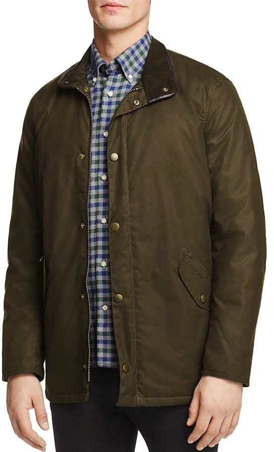 Barbour Waxed Cotton Prestbury Jacket - 100% Exclusive