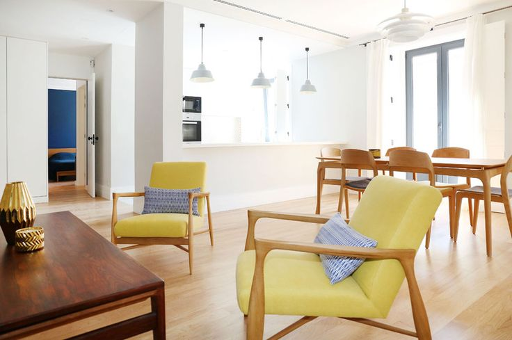 Two-bedroom apartment in Lisbon