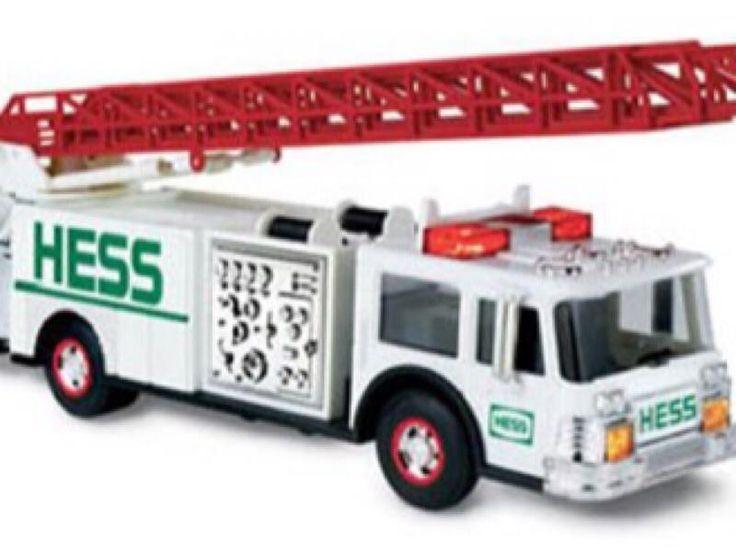 43 Best Hess Trucks Images On Pinterest Hess Toy Trucks
