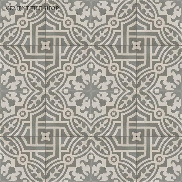 Cement Tile Shop - Encaustic Cement Tile | Fountaine Antique