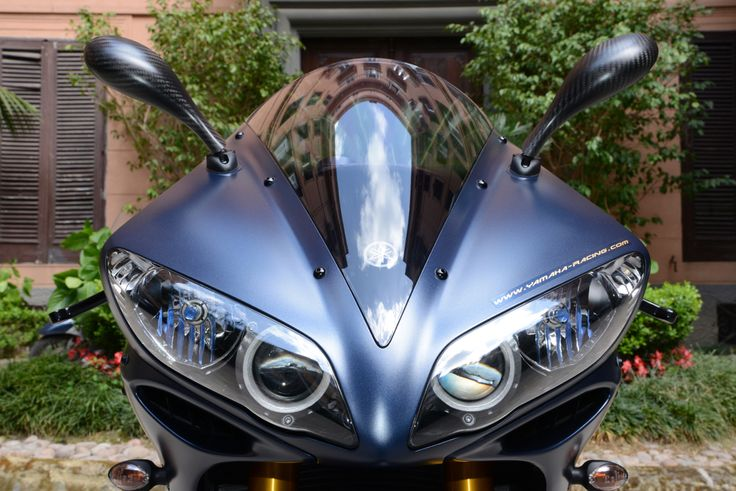 Yamaha R1 SP 2006 Limited Edition front detail