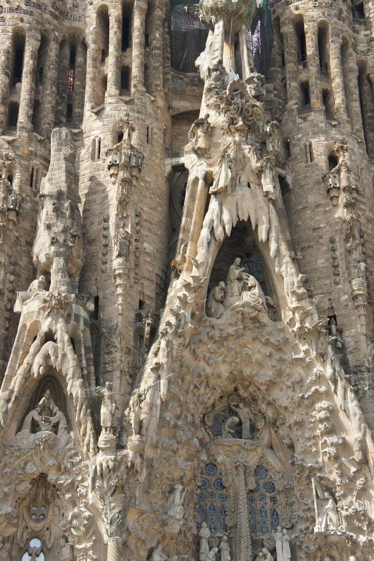 La Familia de Segrada, Barcelona