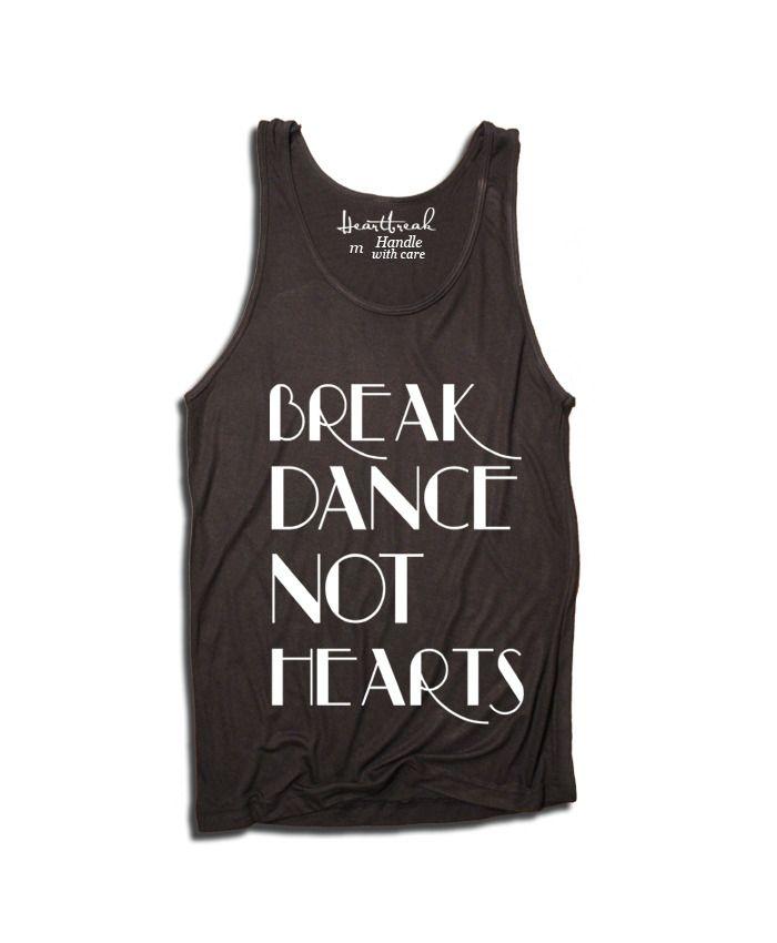haha! I don't dance.. but hey. [@Melanie Bauer @EQ.. you guys can dance;)]