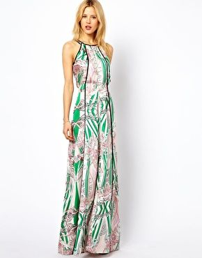 Mango maxi dress 2018 nfl