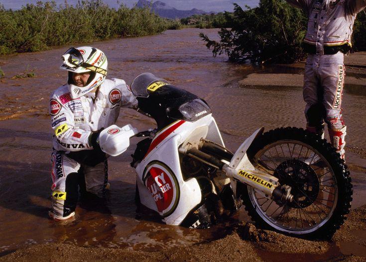 Paris Dakar Rally Motorcycles | ISO50