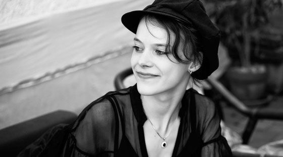 This is a great video of polyphonic overtone singing by Anna-Maria Hefele, where she precisely demonstrates the almost inhuman ability to create a harmony of two notes at a time using a single breath.