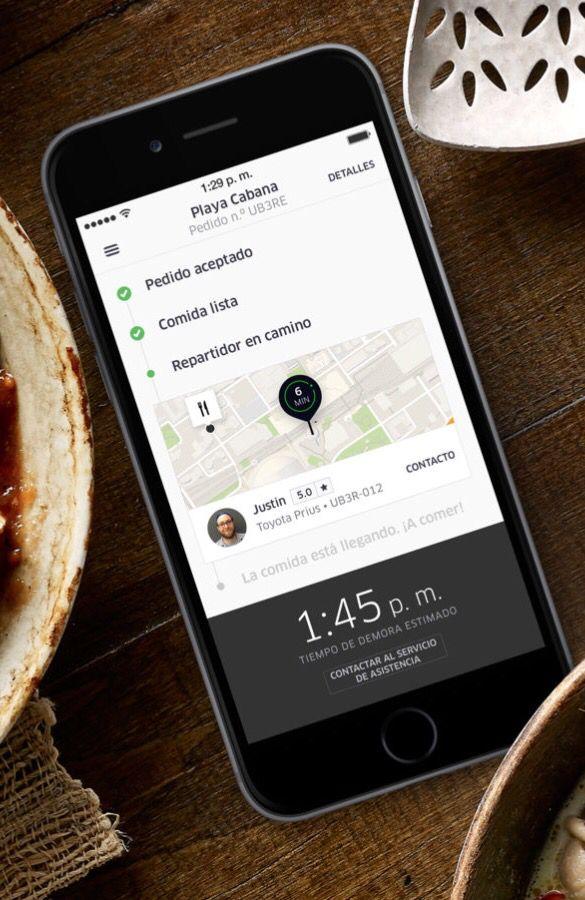 uber food la