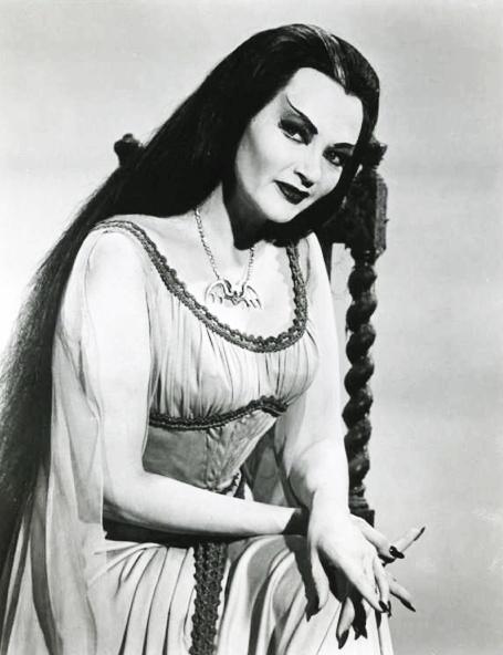 Yvonne De Carlo - Lily Munster