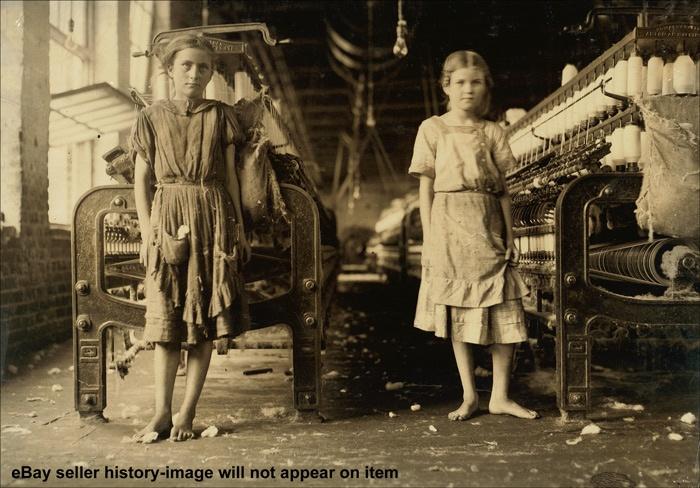 1911 cotton mill South Carolina