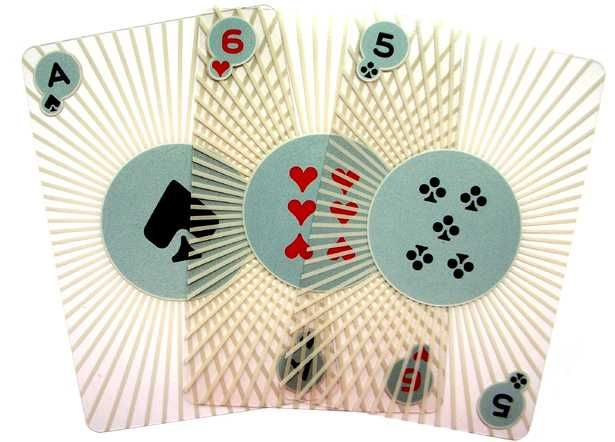 see through cards