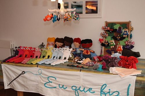 ZGM11 market stall: my production to the craft fair in Utrecht