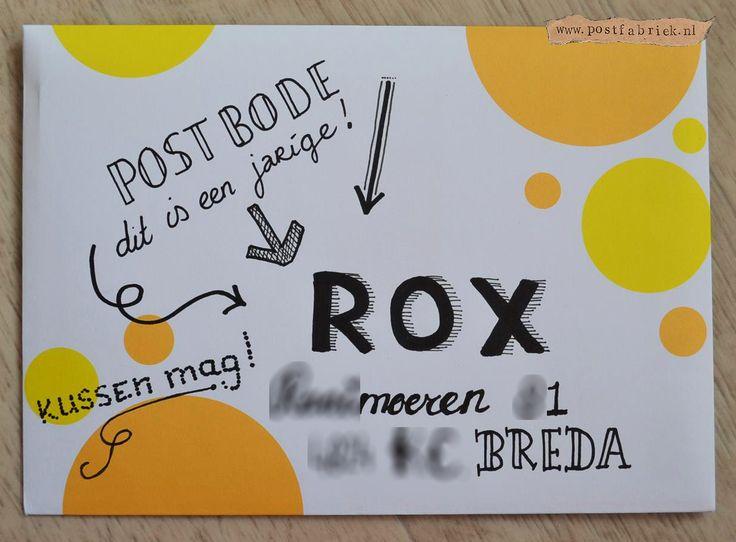 Hand Lettering (tips voor het tekenen van mooie letters) - Postfabriek