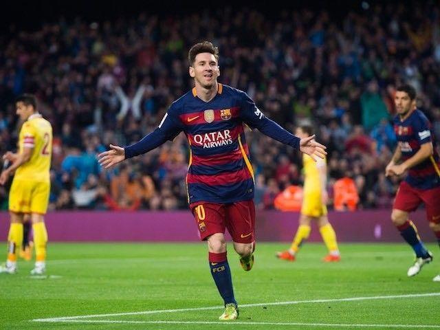 Result: Barcelona back on top of La Liga with thumping home win #Barcelona #Sporting_Gijon #Football