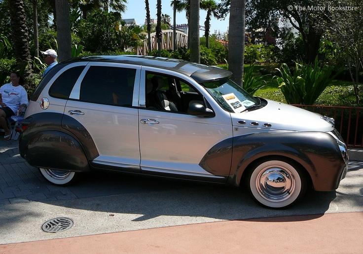 2004 Pt Cruiser Custom Side View Downtown Disney Car
