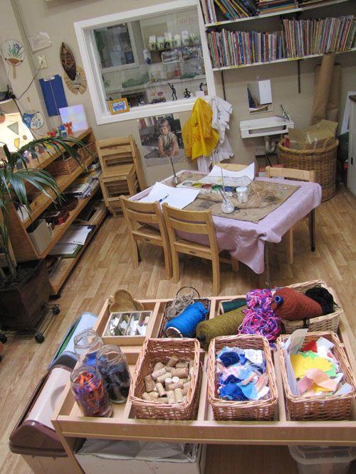 Classroom Environment Ideas ~ Best beautiful classrooms images on pinterest reggio