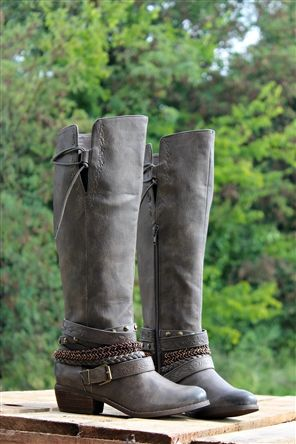 boutique footwear, The Odessa Riding Boots