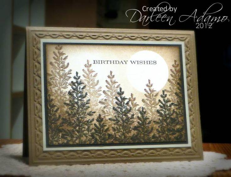 Happy Birthday, Dennis! by darleenstamps - Cards and Paper Crafts at Splitcoaststampers