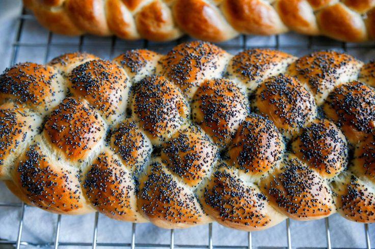 femfläta recept bröd