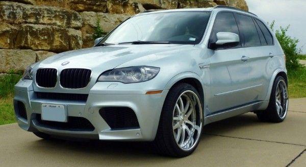 BMW X5 M on AC Forged Wheels