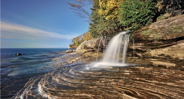 Interactive Map of the UP, Upper Peninsula Map - UP Travel