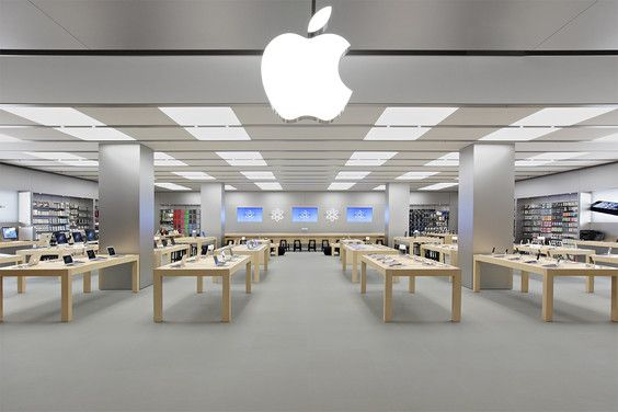 Apple Stores use Tryten to Secure Mac Minis