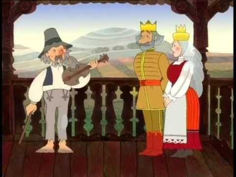Magyar népmesék: A szegény ember hegedűje